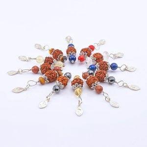 Mini talisman Rudraksha