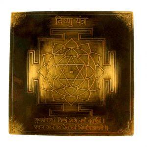Yantra armoniei interioare - Shree Vishnu Yantra